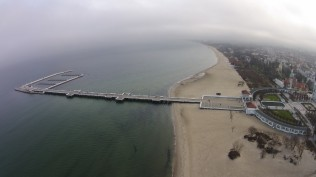 Molo - Pier in Sopot