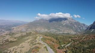 Y Mountain Area near Provo, UT