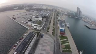 Gdynia - Skwer Kosciuszki