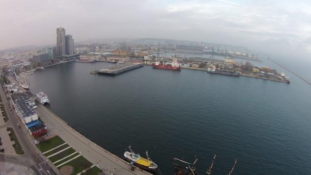 Gdynia - Port View